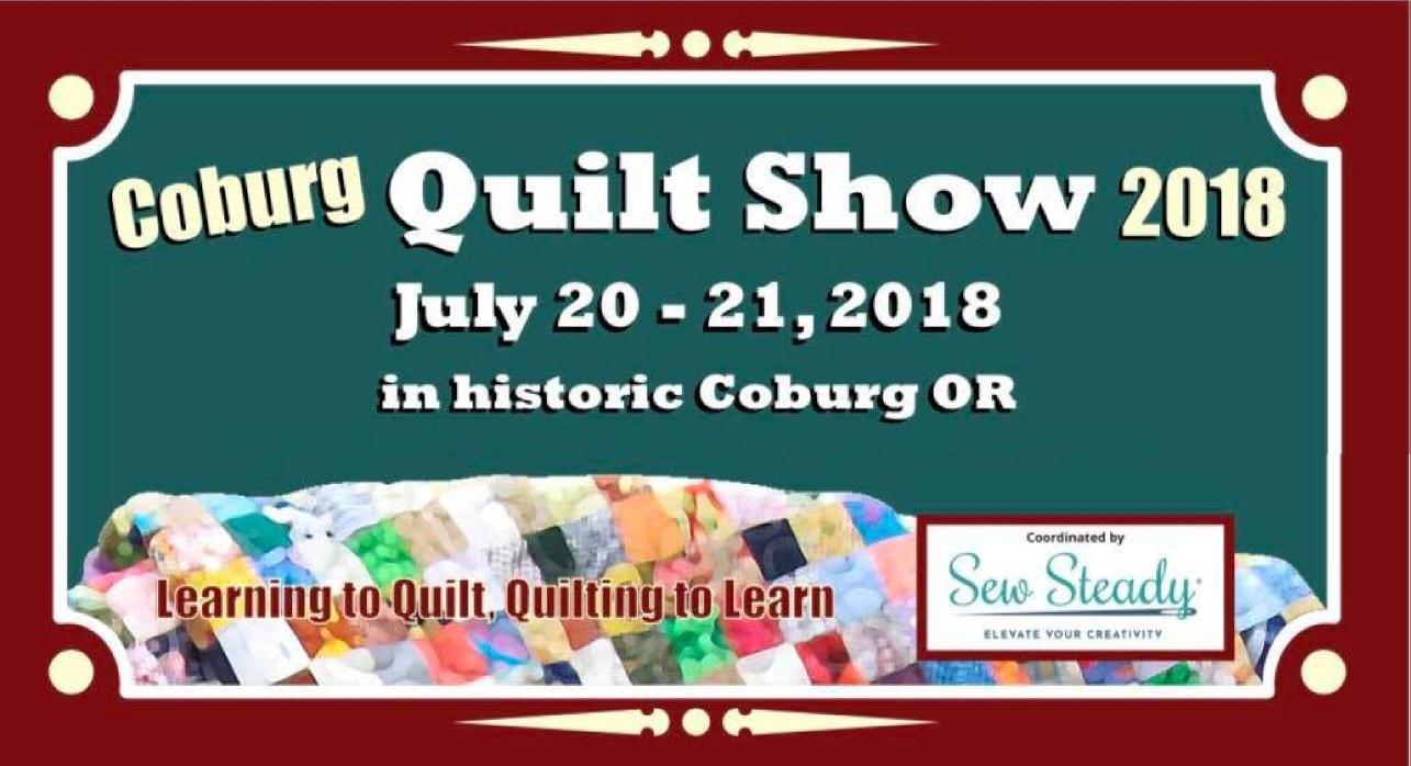 2018 Coburg Quilt show